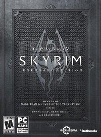 Elder Scrolls 5: Skyrim Legendary Edition