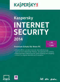 Продление Kaspersky Internet Security (2014) 3 ПК на 1 год