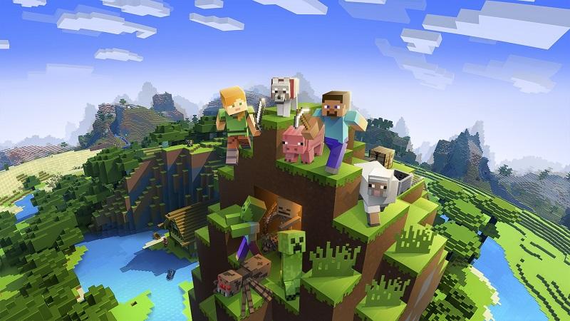 Скриншоты Minecraft Windows 10 Edition