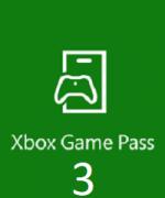 Xbox Game Pass 3 месяца