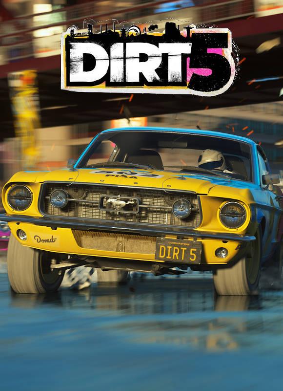 DIRT 5 (Steam)