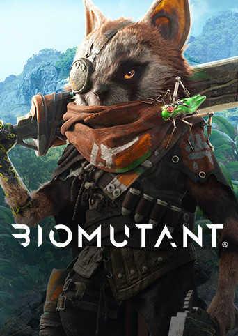 BIOMUTANT (Steam)